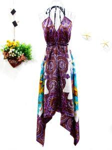 Dame Sexy Fashion Unregular Dresses (EF D2047)