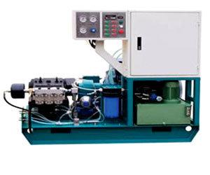 Машины для очистки воды высокого давления (2)