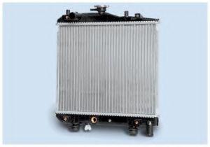 Automobile Auto Cooling Aluminum/Plastic Radiator per KIA (KK331-15-200, B102-15-200, B113-15-200)