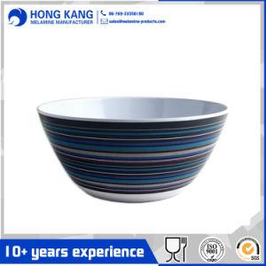 Nuevo diseño de estilo de mármol de melamina Bowl