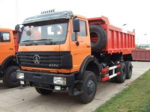 de Vrachtwagen van Beiben 6X4 Tippr van de Motor van 340HP Weichai Steyr