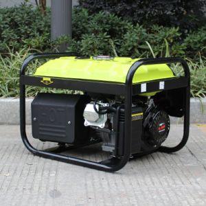 Generatore portatile con esperienza del gas naturale della fornitura dell'energia elettrica del fornitore del bisonte (Cina) BS2500f 2kw 2kVA