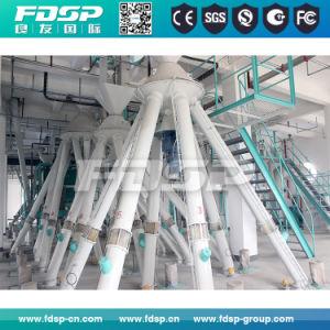 Une large application de Crabe Crevettes Feed Usine de Bouletage / Ligne de production d'alimentation