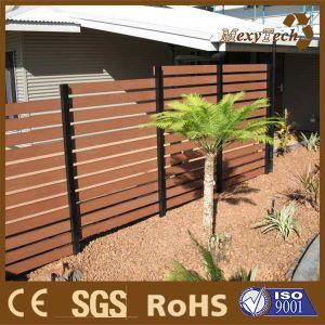 Le WPC composite de bois décoratifs Boarder Clôtures de jardin pour le commerce de gros