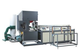 Máquina de corte automático para rollo Jumbo