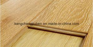 Alta calidad de los suelos de parquet de madera de roble/suelo laminado
