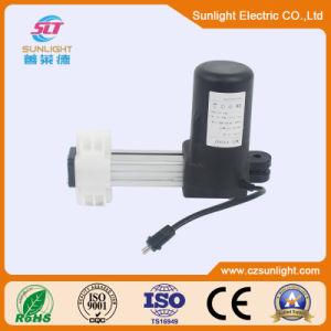 24V 6000n actuador lineal eléctrico del motor de CC