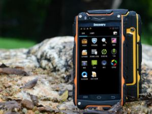 Hot vendre V8, étanche, Dust-Proof Fall-Proof Smart Téléphone mobile