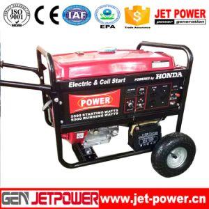 2kVA al generatore della benzina di 10kVA Honda con l'inizio elettrico della batteria