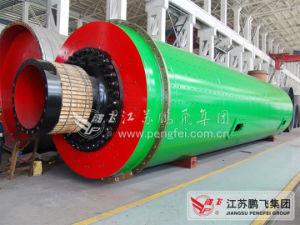 2.6X13m scories moulin en ligne de production de ciment