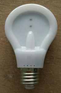 Sector la bombilla LED de 12 de la base de E27W