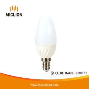 3W E14 de la luz de velas LED con CE