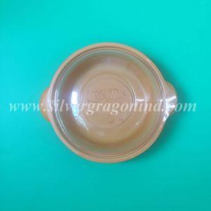 De beschikbare Doos van de Lunch van pp Plastic Compartiment Verdeelde