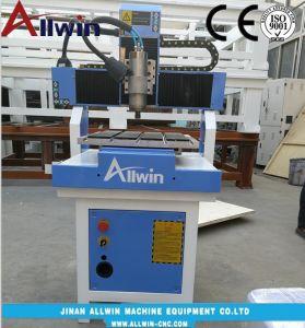 Router CNC de alta precisión para Metal 400x400mm