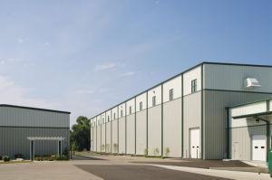 Pre-Engineered la construcción de estructuras de acero pesado