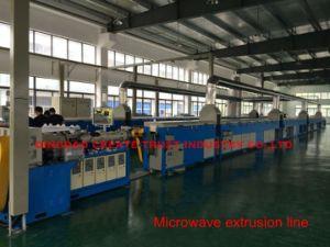 Новые передовые технологии резиновые микроволновой штампованный алюминий/Vulcanization машины