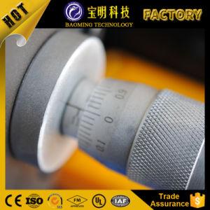 12V24V DCのフィンP32中国の油圧ホースのひだが付く機械