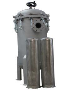 2  Connexions Bstp filtres à sac en acier inoxydable