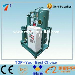 Fácil control de tipo purificador de aceite de transformador de vacío (ZY Series)