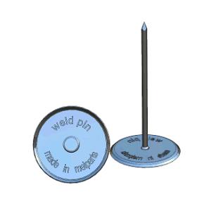 Наружное кольцо подшипника блока цилиндров сварной шов штифты