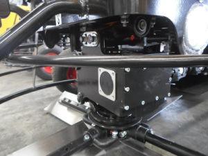 フロアーリングの仕上げのための力のこてのホンダGx690のガソリン機関の乗車