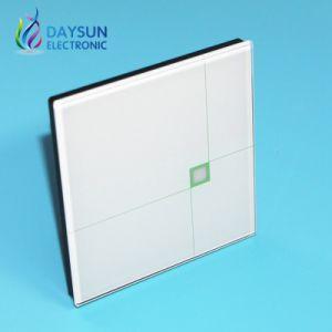Великобритания Настенные коммутаторы стандарта AC110-260V электрический переключатель для лампы панели сенсорного экрана водонепроницаемый панели переключателя