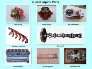 Deutz 6 de Met water gekoelde Dieselmotor Bf6m1015c-G1a van de Cilinder