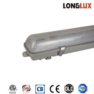Linear Triproof 2X58W T8 5FT IP65 Luminária impermeável à prova de intempéries