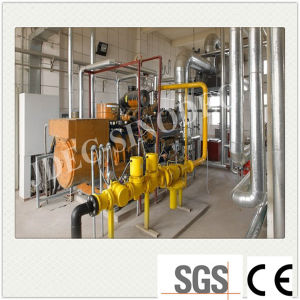Les meilleures ventes en 2017 gaz de synthèse de groupe électrogène (400kw)