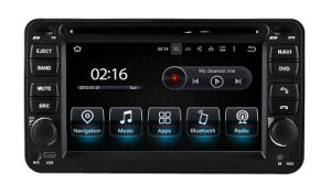 Automobile anabbagliante DVD GPS del Android 7.1 di Carplay Hualingan di sostegno per percorso dell'audio del Suzuki Jimny