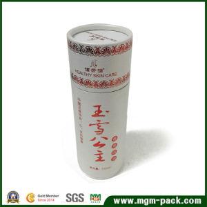 Het beste Vakje van het Document van de Cilinder van de Prijs Kosmetische voor Essentiële Olie