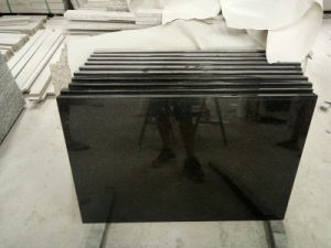 Black Galaxy de granito para la cocina, cuarto de baño (YY-GS1672)
