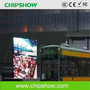 Pleine couleur Chipshow P16 LED Flexible d'affichage vidéo