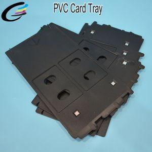 ブランク白PVC IDのカードのインクジェット印刷できるスマートカード