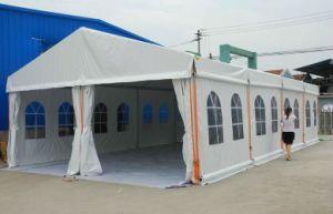 大きい党玄関ひさしの大きい結婚式のイベント屋外展覧会のテント
