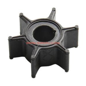 NBR/EPDM Термостойкий гибкие резиновые насоса крыльчатка