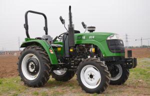 5HP 70HP 80HP 90HP de Landbouw Gereden Tractor van het Landbouwbedrijf met Ce