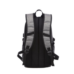 Nij Iiiaの防弾バックパックを満たすカスタムスポーツ旅行学校USB