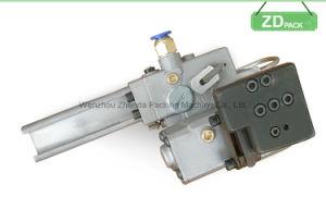 Plastic Katoenen PP/Pet van de Riem Pneumatische Baal die de Hand vastbinden die van de Lucht van het Hulpmiddel Machine vastbinden (xqh-19)
