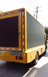 P10 du panneau mobile de plein air affichage LED