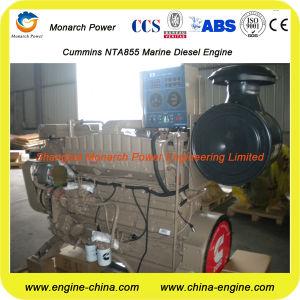 中国製ディーゼル手前側にあるエンジン(Cummins N855/NT855/NTA855)
