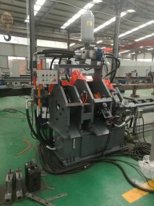 CNCの角度の鋼鉄打つせん断のマーキングの生産ライン