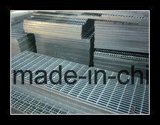 Utilizar la plataforma de rejilla de acero