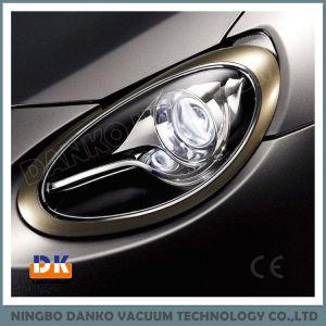 Macchina di rivestimento di alluminio di evaporazione dell'indicatore luminoso dell'automobile della pellicola del grado superiore