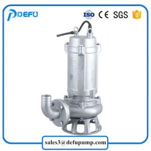 Aço inoxidável água suja da bomba de água de esgoto submersíveis de transferência para o chorume