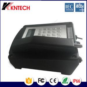 Teléfono de emergencia Anti-Explosion Koontech Knex teléfono1