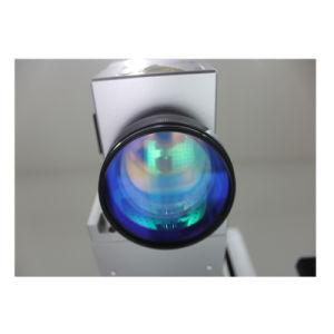 laser die van de Vezel van de Luchtkoeling van 100X100mm De Draagbare Machine merken
