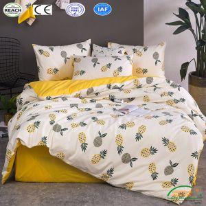 マッサージの枕単一の二重双生児または女王の寝具のシーツの広州の工場