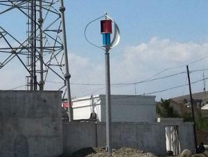 Gerador de moinho vertical de 1 kw com lâminas de liga de alumínio