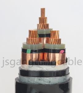 Кв-26/350.6/1КВ XLPE изолированный кабель питания